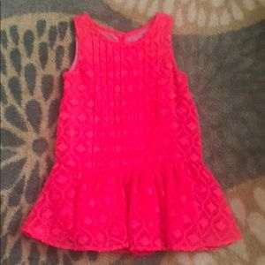 🌺OshKosh Hot Pink Girls Dress sz. 2🌺